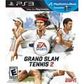 Electronic Arts Grand Slam Tennis 2 (PlayStation 3) for Playstation 3 for Video Games (Catalog Category: Playstation 3 / Sports & Fitness )