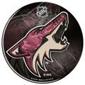 Phoenix Coyotes Official NHL 3 inch Round Domed Car Decal by Wincraft