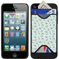 Cheeky Cheetah Design on Apple iPhone 5SE/5s/5 Thinshield Card Case by Coveroo