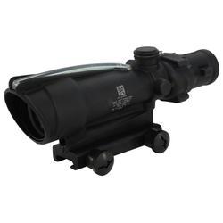 Trijicon ACOG TA11 BAC Rifle Scope 3.5x 35mm Dual-Illuminated with TA51 Flattop Mount Matte