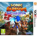 Sonic Boom : Shattered Crystal [import anglais]