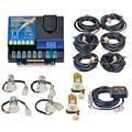 Wolo (8006-2-4C2A) Lightning Plus 120 Watt Power Supply Six Bulb Emergency Warning Strobe Kit - 4 Clear Bulbs, 2 Amber Bulbs