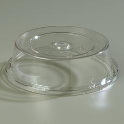 Carlisle Food Service Products Circle Plastic Food Storage Container Plastic, Size 2.56 H x 9.37 W x 9.37 D in | Wayfair 190007