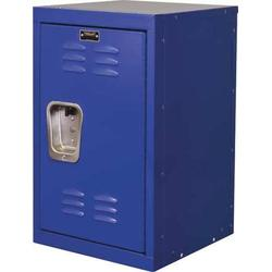 HALLOWELL HKL1515(24)-1GS Wardrobe Locker, 15 in W, 15 in D, 24 in H, (1) Tier,