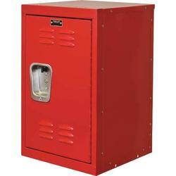 HALLOWELL HKL1515(24)-1RR Wardrobe Locker, 15 in W, 15 in D, 24 in H, (1) Tier,