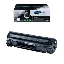 TonerPlusUSA Compatible Toner Cartridge Replacement for HP CF283A ( Black )