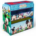 Disney Mickey Mouse Multi-Bin Toy Organizer by Delta Children
