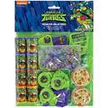 Teenage Mutant Ninja Turtles 48 Piece Birthday Party Favor Mega Value Pack