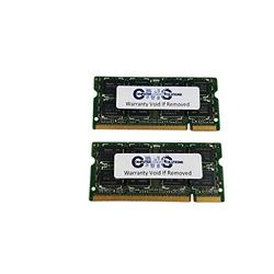 4GB (2X2GB) Memory Ram Compatible with Dell Xps M1530 Notebook Ddr2 by CMS A37