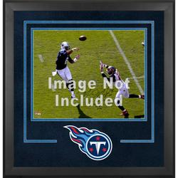 Tennessee Titans Deluxe 16'' x 20'' Horizontal Photograph Frame with Team Logo