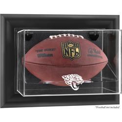 Jacksonville Jaguars (2013-Present) Black Framed Wall-Mountable Football Case