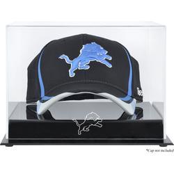 Detroit Lions Acrylic Cap Logo Display Case