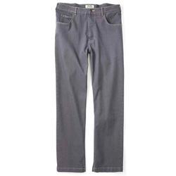 Haband Mens Duke Stretch Denim Jeans, Vintage Grey Denim, Size 50 S (27-28)