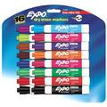 Sanford Ink Corporation Expo Low Odor Dry Erase Markers, Size 8.25 H x 8.75 W x 1.59 D in | Wayfair 81045