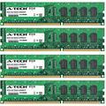 16GB KIT (4 x 4GB) for Dell Studio Desktop Series XPS 435 XPS 7100 XPS 8000 XPS 8100 XPS 8300 XPS 9000 XPS 9100. DIMM DDR3 Non-ECC PC3-10600 1333MHz RAM Memory. Genuine A-Tech Brand.