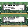 8GB KIT (2 x 4GB) for Dell Precision Notebook Series Mobile Workstation M2400 Mobile Workstation M4400 Mobile Workstation M6300. SO-DIMM DDR2 Non-ECC PC2-6400 800MHz RAM Memory. Genuine A-Tech Brand.