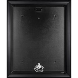 Vancouver Canucks Fanatics Authentic Black Framed Logo Jersey Display Case