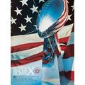 "Fanatics Authentic 1976 Steelers vs. Cowboys 22"" x 30"" Canvas Super Bowl X Program"