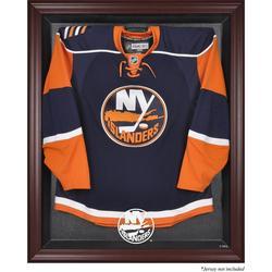 New York Islanders Fanatics Authentic Mahogany Framed Jersey Display Case