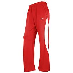 Nike Conquer Game Athletic Pants Red