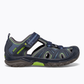 Merrell Kid's Hydro Sandal, Size: 10, Navy / Green