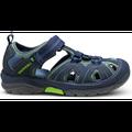 Merrell Kid's Hydro Sandal, Size: 4, Navy / Green