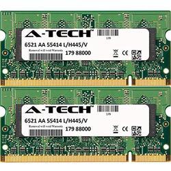 8GB KIT (2 x 4GB) for Dell XPS Notebook Series M1330 M1530 M1730. SO-DIMM DDR2 Non-ECC PC2-5300 667MHz RAM Memory. Genuine A-Tech Brand.
