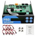Produplicator 1-2-3-4-5 Blu-ray CD/ DVD/ BD SATA Duplicator Copier CONTROLLER + Cables Screws & Manual Optical Drive