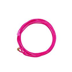 Weaver Leather Kid's Waxed Nylon Rope Hot Pink, 5/16-Inch x 20-Feet