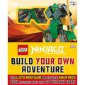 LEGO® NINJAGO: Build Your Own Adventure: With Lloyd Minifigure and Exclusive Ninja Merch, Book Includes More Than 50 Buil (LEGO Build Your Own Adventure)