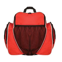 Champion Sports Deluxe All-Purpose Backpack, Red