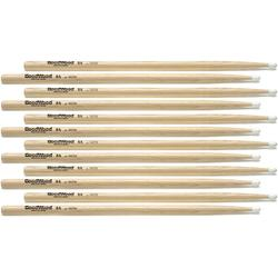 Goodwood US Hickory Drumsticks 6-pair - 5A - Nylon Tip