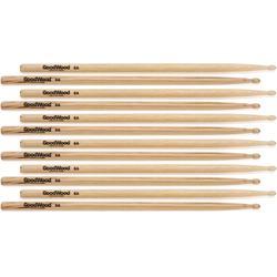 Goodwood US Hickory Drumsticks 6-pair - 5A - Wood Tip