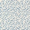 Kenneth James Gaza Copper Stitch Geo Wallpaper