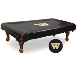 Washington Huskies 7' Billiard Table Cover