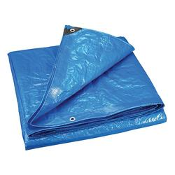 Stansport 8' x 10' Ripstop Tarp with Reinforced Corners, Green