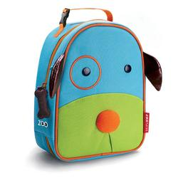 Skip Hop Zoo Lunchie Insulated Lunch Bag, Multicolor