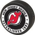 """New Jersey Devils WinCraft Printed Hockey Puck"""