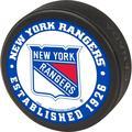 """WinCraft New York Rangers Printed Hockey Puck"""