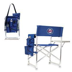 """Navy Minnesota Twins Sports Chair"""
