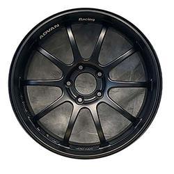 "Yokohama Wheel Advan RS-D Matte Black Wheel with Painted Finish (19x9.5""/5x114.3mm, +45mm offset)"