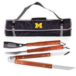 Michigan 3-pc. BBQ Tool Set by Picnic Time