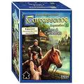 Carcassonne Inns & Cathedrals Board Game EXPANSION 1 | Family Board Game | Board Game for Adults and Family | Strategy Board Game | Medieval Adventure Board Game | 2-6 Players | Made by Z-Man Games