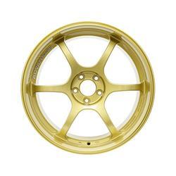 "Yokohama Wheel Advan RG-D Gold Wheel with Painted Finish (19x10""/5x114.3mm, +35mm offset)"