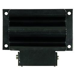 Buyers Products SH675 Shovel Holder for Truck Body (Black Powder Coat Steel)