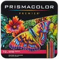 Prismacolor Premier Colored Pencils | Art Supplies for Drawing, Sketching, Adult Coloring | Soft Core Color Pencils, 72 Pack