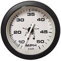"Sierra International 61547P Driftwood 10 to 50 Mph Dial Range Scratch Resistant Speedometer Kit, 3"""