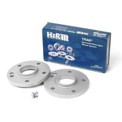 H&R 2055571ASW Wheel Spacer (5/120 72.5 12x1.5 DR (Pair))