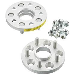 H&R 30365566 Wheel Spacer (5/114.3 70.5 1/2in. UNF DRM (Pair))