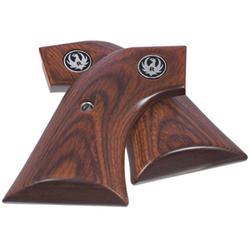 Ruger Factory Grips Ruger New Blackhawk, New Super Blackhawk, Vaquero, New Single Six Models Rosewood